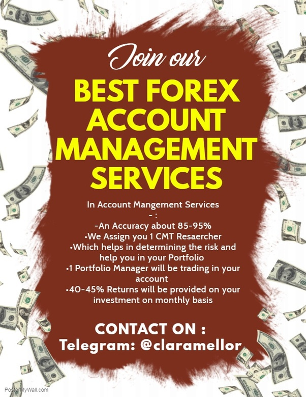 Forex Managed Accounts Trending News