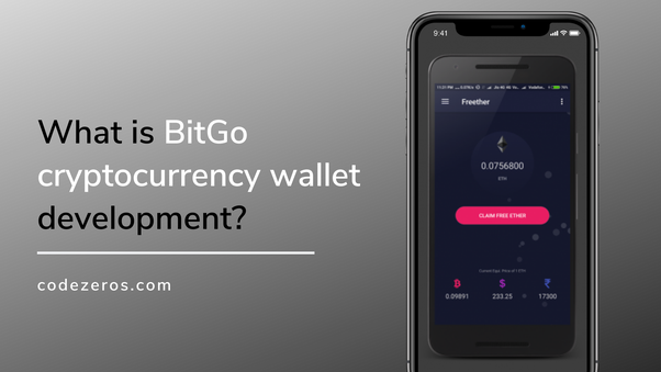 cryptocurrency wallet service provider