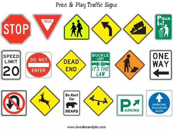 What does the diamond-shaped traffic sign mean? - Quora