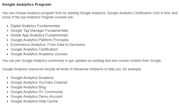 How to get Google Analytics certification - Quora