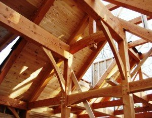 Look At The Size Of The Timbers In This Bad Boy! Look At The Bracing! Look  At The Joinery!I Bet It Would Stand Up To Pretty Much Anything You Could  Throw At ...