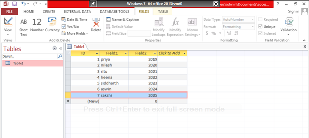 How do recover permanently deleted records in Microsoft Access? - Quora