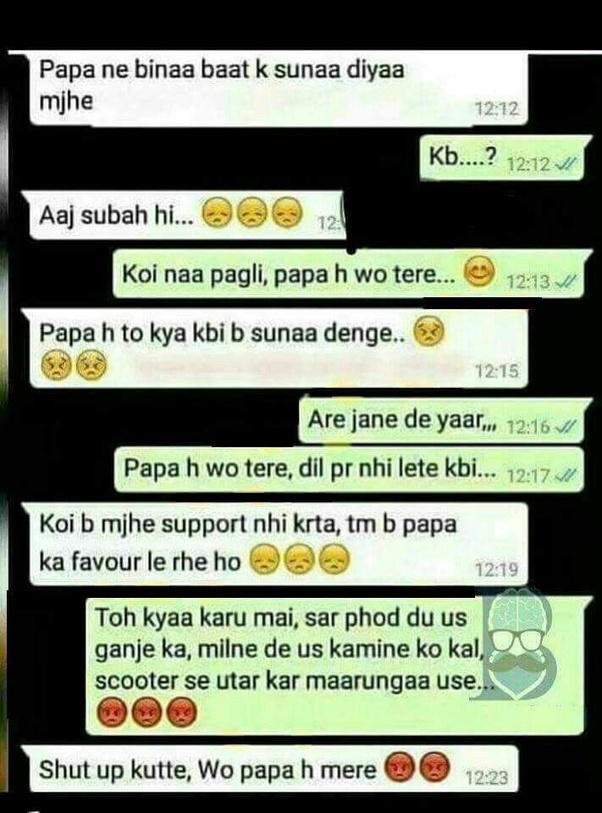 Latest Hilarious WhatsApp Chats/Messages Funny 2017 ... |Funny Whatsapp Chats