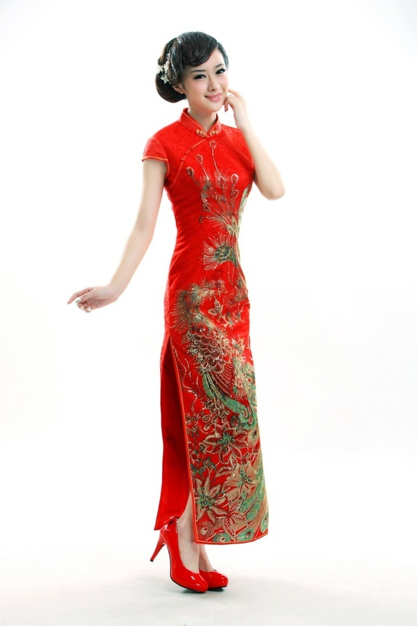 What Are Chinese Dresses Called Quora