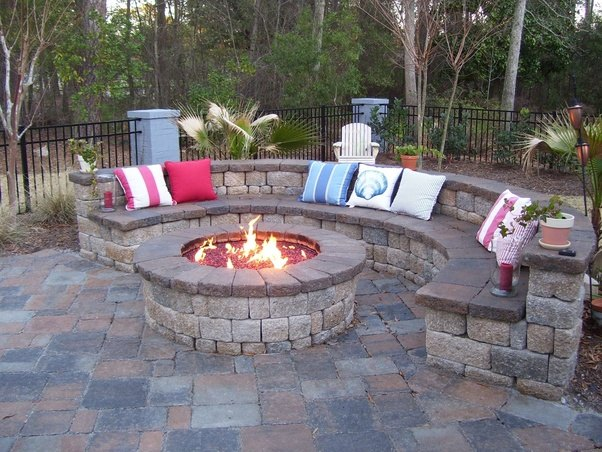 Superb When The Fire Has Something To Heat Up, You Are More Likely To Get Good  Radiant Heat, Which Is Effectively The Only Heat You Will Feel Outdoors  (radiant ...