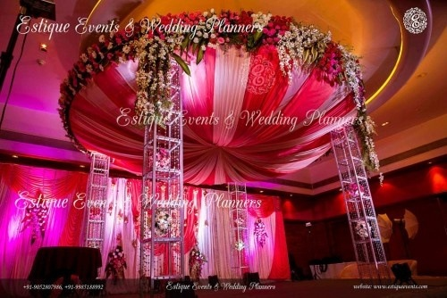 Where can i find gorgeous stage decor ideas for a glamorous indian estique decor productions luxury wedding decorators junglespirit Images