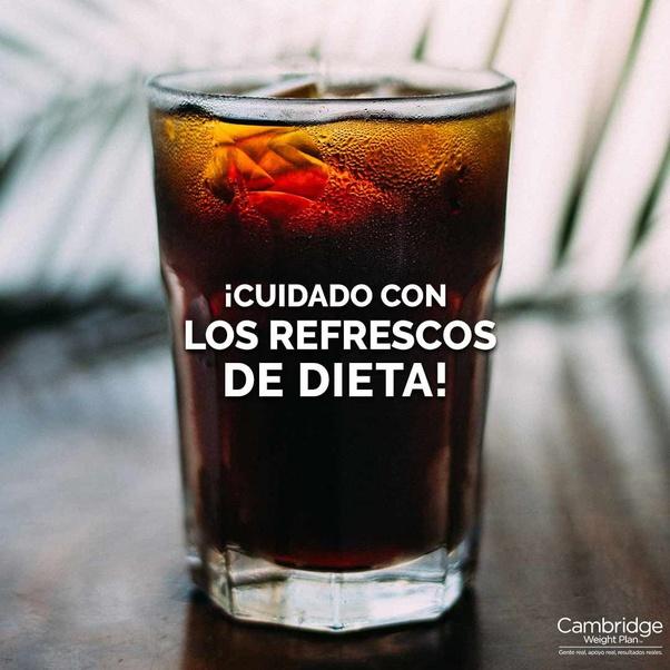 ¿puedes beber coca-cola zero en una dieta cetosis?
