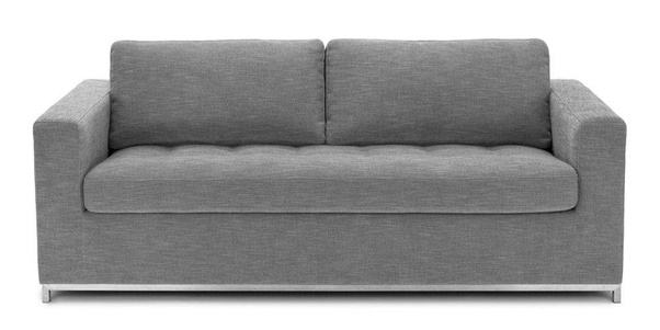 Not Exclusively Is Articleu0027s Three Sealer Sleeper Sofa A Perfectly Designed  Unit For Upright Relaxing, However, Its Interior Memory Foam Mattress Give  ...