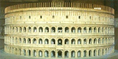 What Did The Colosseum Look Like Just After Construction
