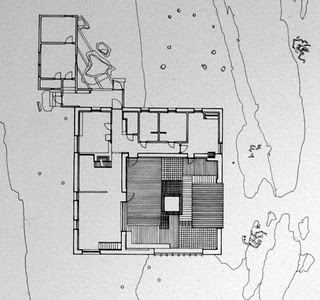 summer house alvar aalto - Alvar Aalto House Plans