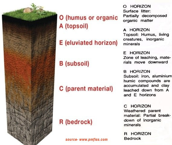 diagram of parts of the foot how is soil formed? - quora diagram of dirt