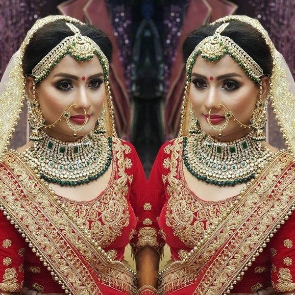 For more Professional Makeup Artist in India visit Weddingdoers