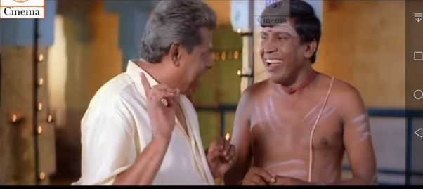 What will happen if you speak to a Tamil person in Hindi in Tamil