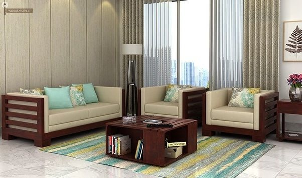 Theses Sofas Are Available In Different Designs And Wood And Will Surely  Add To The Decor Of Your Living Room.