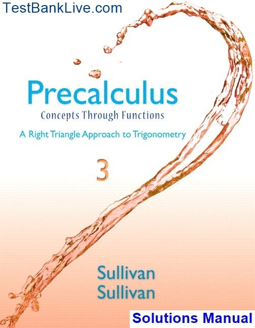 Where can I read the solutions manual of Precalculus