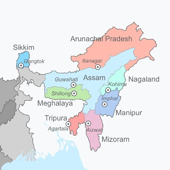 Which are the languages of Northeast India ? - Quora