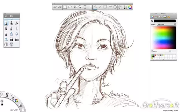 Line Art Software : What are some good drawing programs to use with graphic