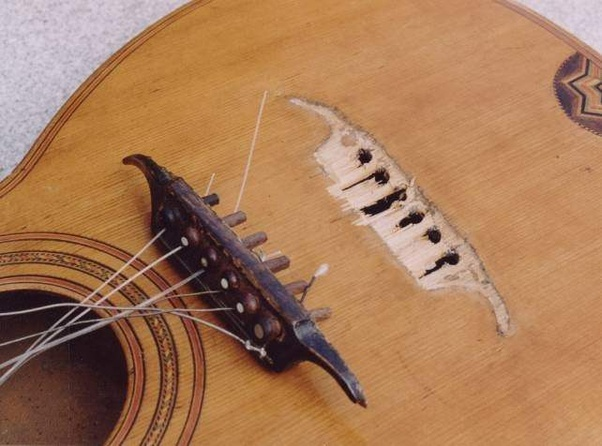 can i transform my guitar from classic to acoustic by just replacing the strings quora. Black Bedroom Furniture Sets. Home Design Ideas
