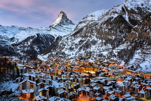 What are the most beautiful places in Switzerland? - Quora
