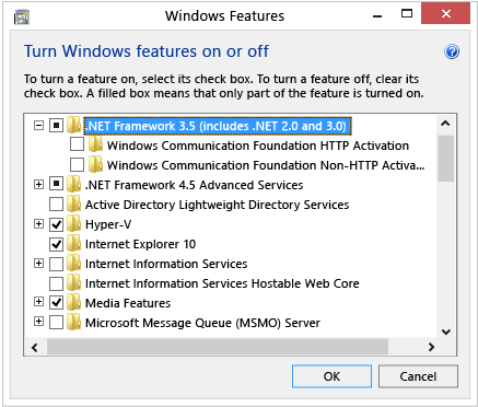 How to fix. Net framework 3. 5. 1 turn on error on windows 7 (no.