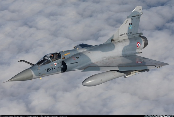 What do all of the controls in the Dassault Mirage 2000 do? - Quora