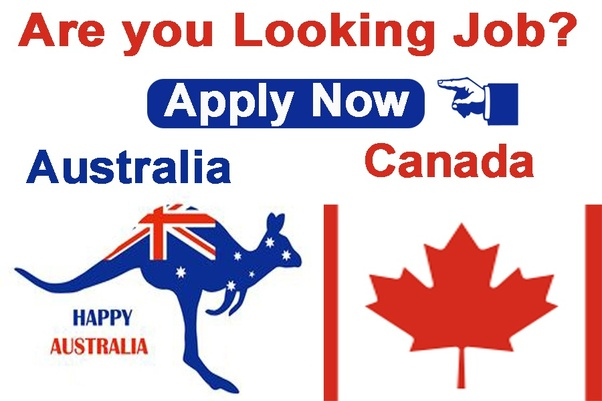 How to search for visa sponsorship job in Canada or Australia - Quora