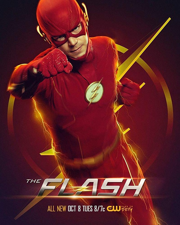 Why can't I watch The Flash on Netflix? - Quora
