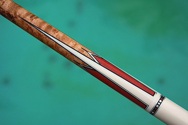 MJH CUSTOM POOL CUES FOR SALE |Custom Pool Cues
