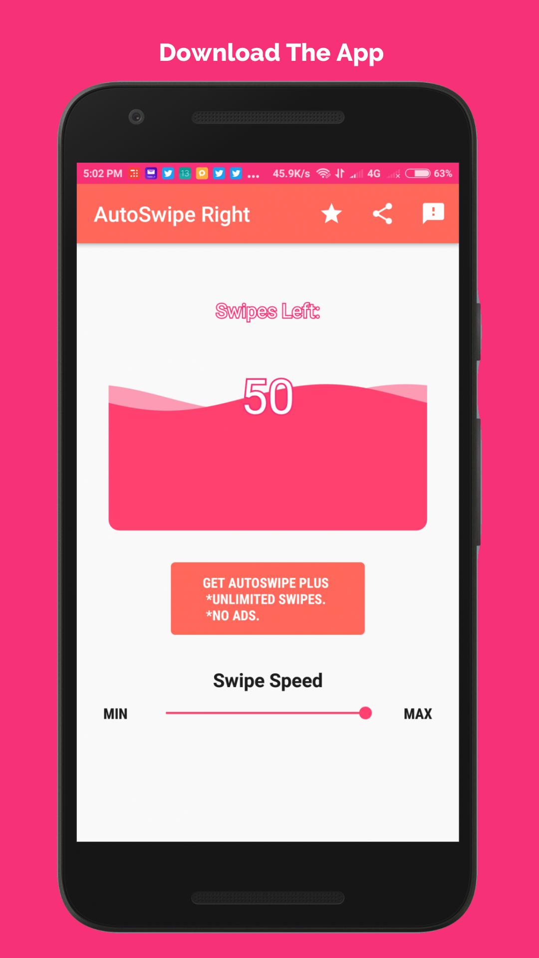 dating app autoliker