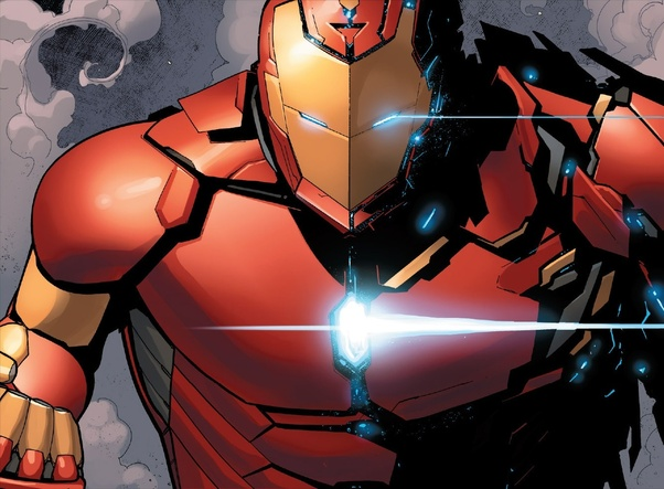 What possible model armor will Tony Stark use to fight