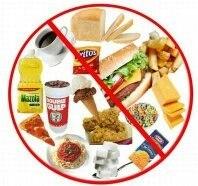 Wie heißen die Nahrungsmittel, die für den Fettabbau konsumiert werden müssen?