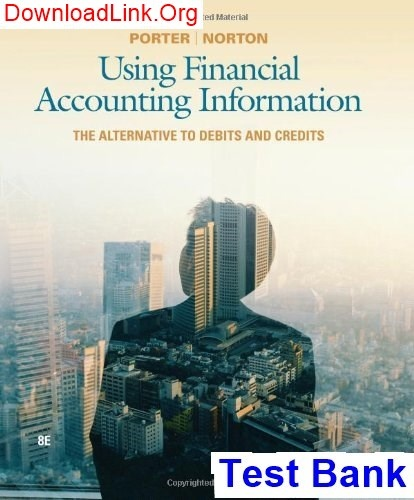 Where Can I Find Using Financial Accounting Information The