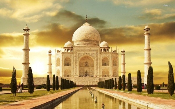 Being An Indian I Would Bring Up A Fascinating Fact About One Of The Most Beautiful Wonder This Planet Taj Mahal