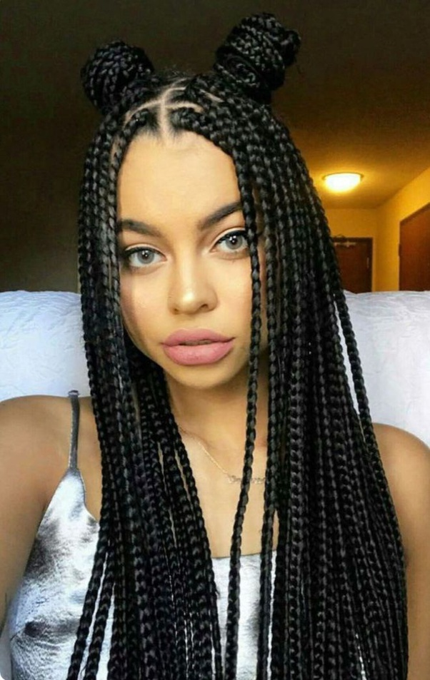 How To Style Box Braids Quora