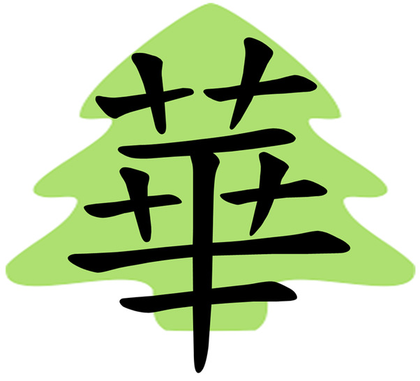 When Handwriting The Chinese Character Hu The Traditional