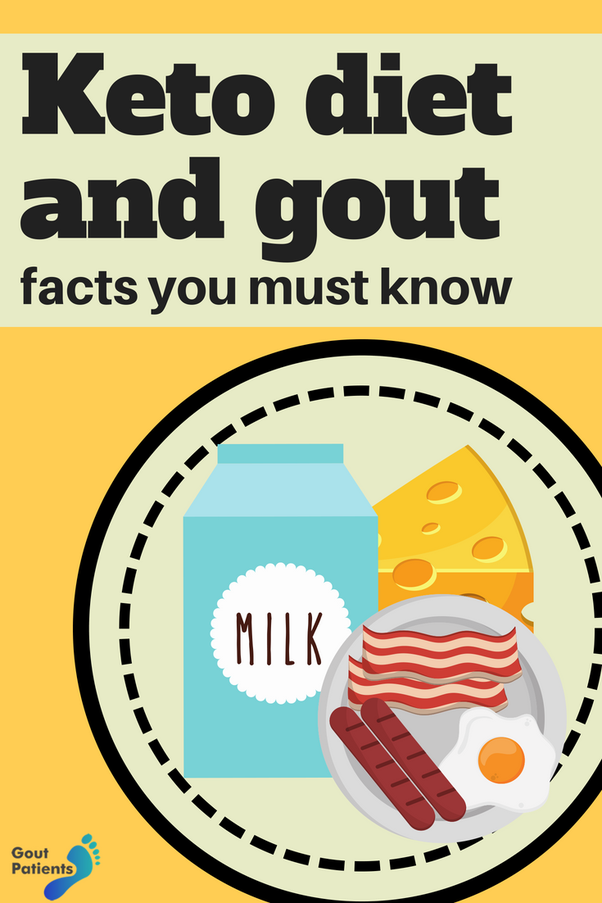 is the keto diet good for gout