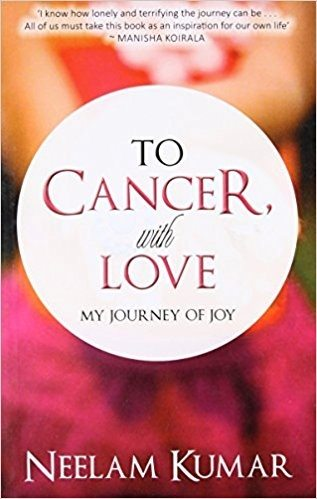What are the best books by indian authors quora heres the amazon link buy to cancer with love my journey of joy fandeluxe Choice Image