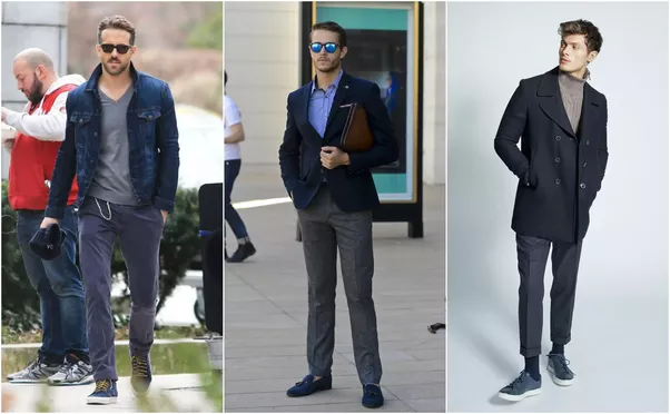 What Color Pants Should I Wear With Blue Shoes Quora