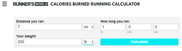 Roughly How Many Calories Would A 200 Lb Man Burn Running