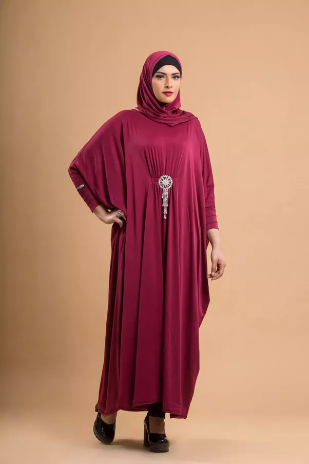 What Do You Call An Abaya With A Hijab Attached To The Dress Quora