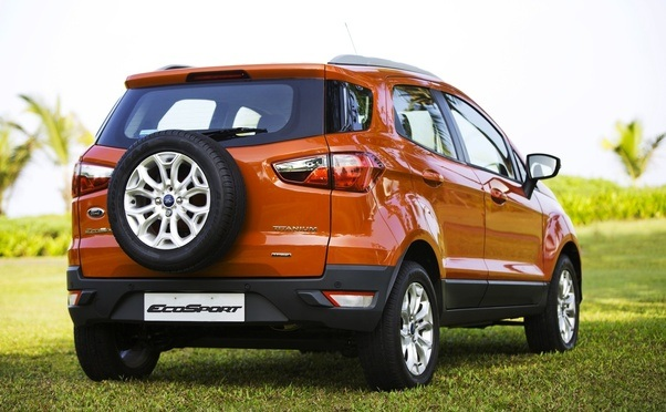 Ford Ecosport Looks Urban Sophisticated And Delightfully Young Its A Good Looking Mini Suv With Advanced Features And The Best Part Is Its Affordable