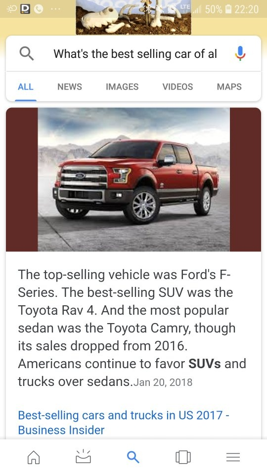Best Selling Car Of All Time >> What S The Best Selling Car Of All Time In The United States