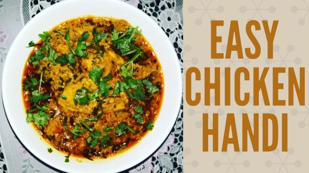How to cook a chicken gravy recipe South Indian style - Quora