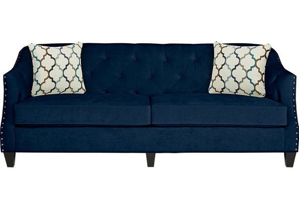 Which is more modern and classy, leather or fabric sofas? - Quora