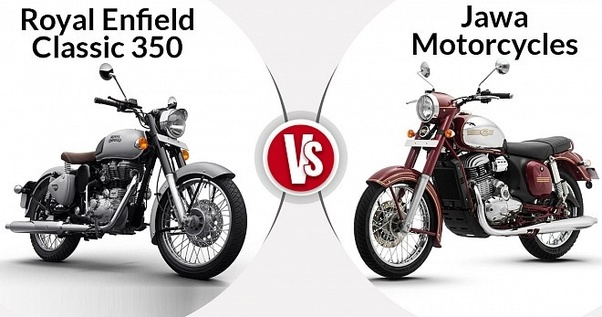 Which Bike Should One Buy Between The Royal Enfield Bullet 350 Es