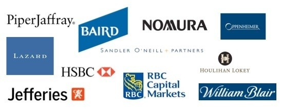 Boutique investment banks
