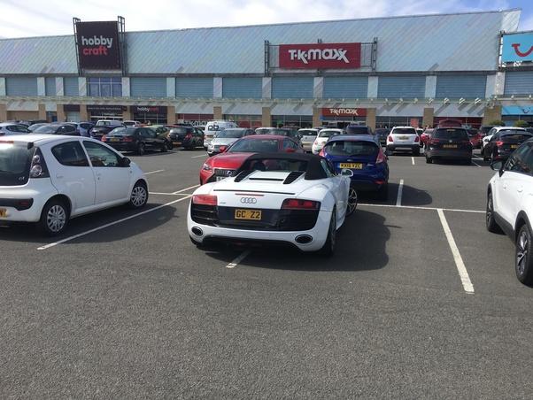 Wife Gangbanged Parking Lot