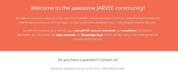 Best Social Media Automation Software 2019 (JARVEE) ⋆ Social Tipster