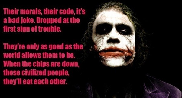 Joker Quotes: Which Are The Joker's Best Quotes?
