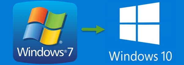 how to upgrade windows 7 to 10 without losing data